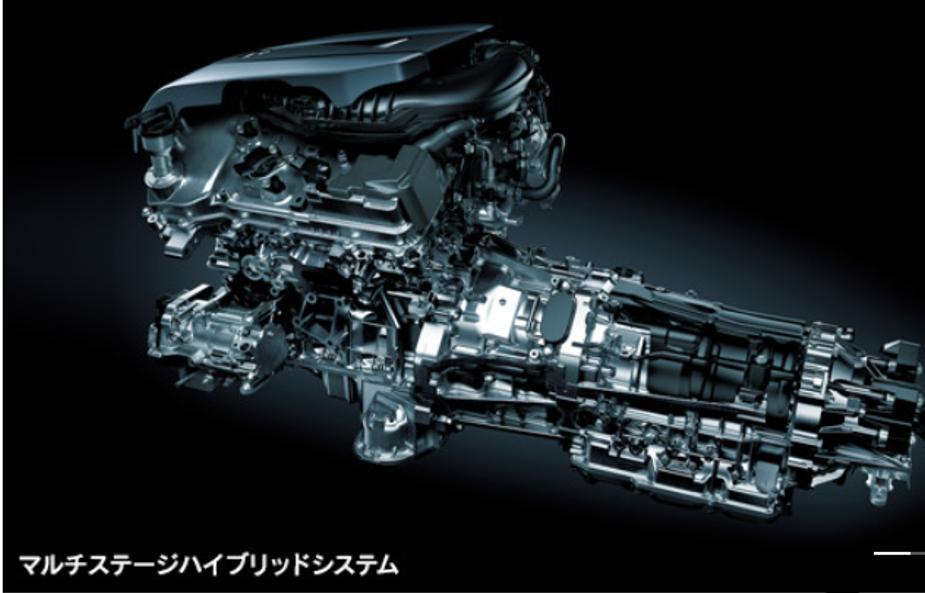 2020年フルモデルチェンジ予想ランドクルーザー300系参考レクサスエンジン画像ー2