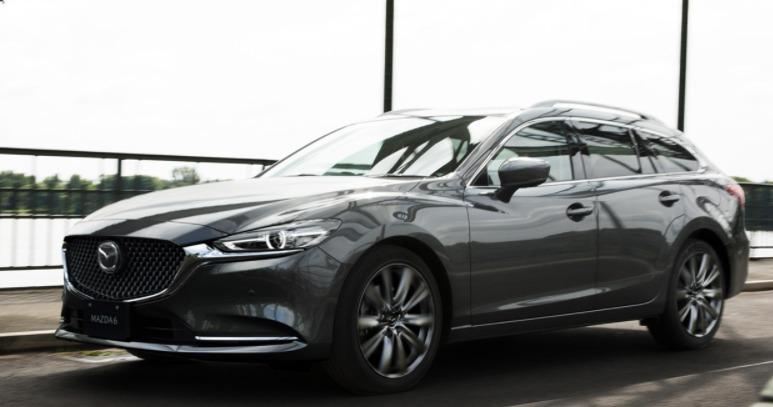 Mazda6 フル モデル チェンジ