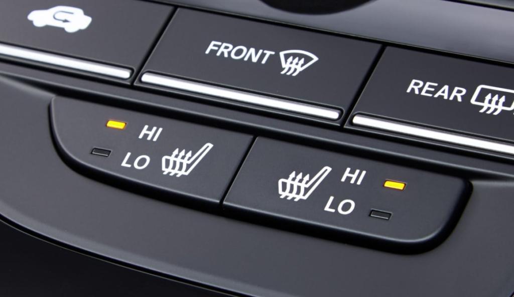 発売日2019年10月18日ホンダ改良新型フリードシートヒーター