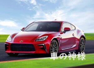 Toyota 86 new