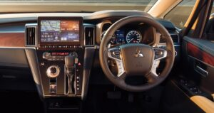 new delicca d5 full model change interior reference current pic